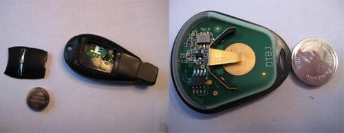how to change battery in prado key 2012