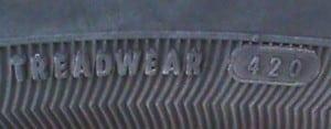 tire treadwear