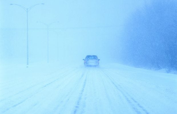 Top 6 Mistakes People Make While Driving in Winter