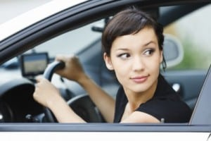 girlparking - Driving Policies That Are Important for Your Safety