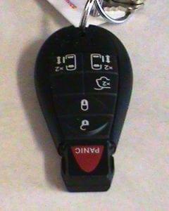 keyless- auto keys