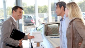 dealership service advisor