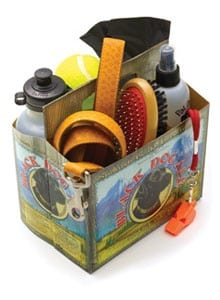 six pack organizer