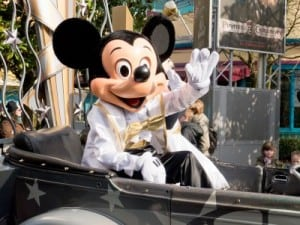 road tip with Mickey