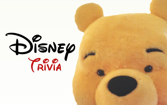 Disney Trivia for the Car