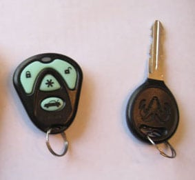 aftermarket keyless entry remote - auto keys