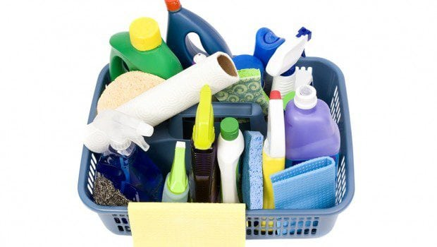 5 Quick Cleaning Tips