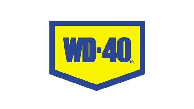 Cleaning with WD-40