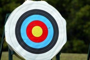 favorite funny bumper stickers archery