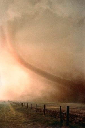 tornado while driving