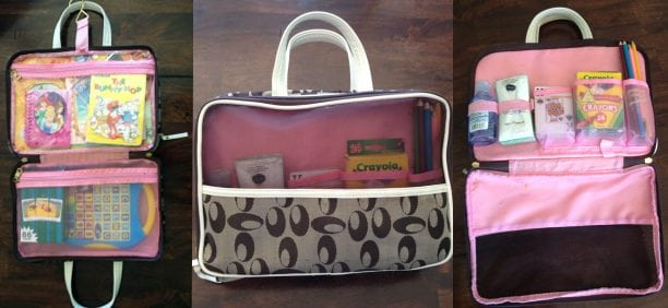 beauty bag organizer