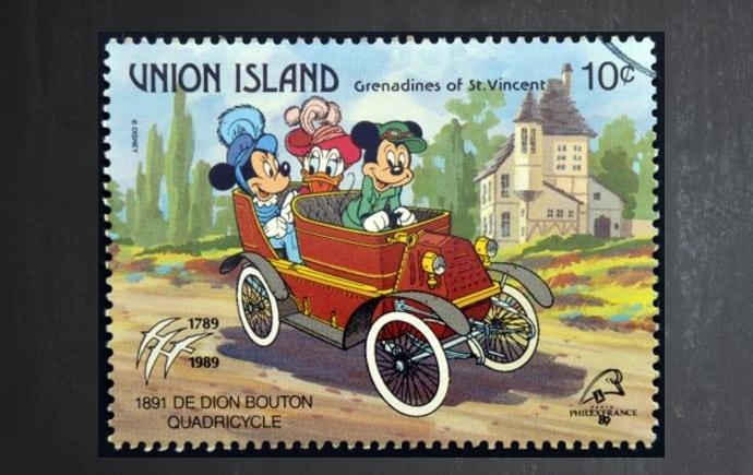 Disney Inspired Car Games